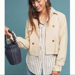 Anthropologie Cartonnier Delores jacket NWT